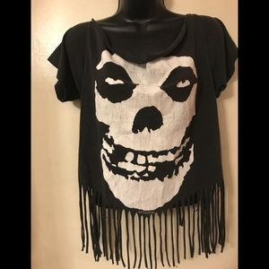 Vintage Misfits altered T Shirt
